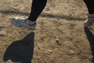 Arrowyn, Valley Crest Half Marathon training run