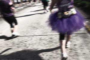 San Diego Rock'n'Roll Marathon Tutu Girl