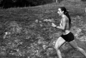 Cambria Wu, the Janes Track Club, women's winner