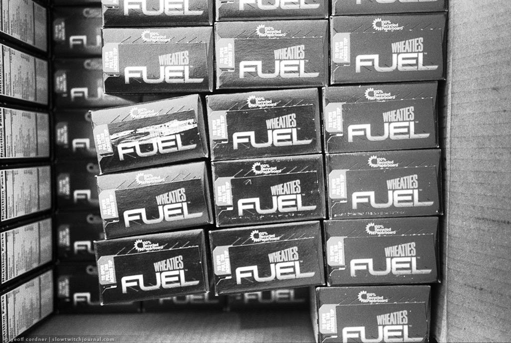 Wheaties Fuel