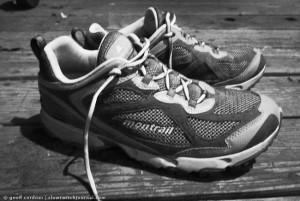 Montrail Sabino Trail shoes