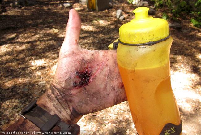 Bloody Hand at Westfork
