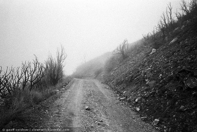 Mt. Lukens Road, April 2011