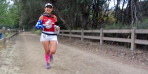 Naomi Ruiz, mile 10