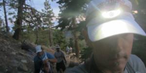 Acorn Trail selfie