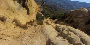 Sandstone, mile 30