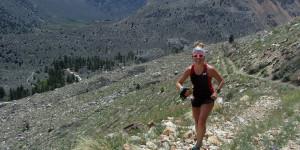 Katie Desplinter, 50m winner