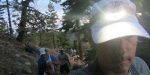 Acorn Trail, mile 3, 6am, 2013