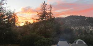 Chilao Sunset