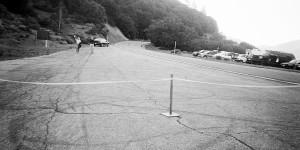 Vincent Gap, mile 14, 7:15am, 2011