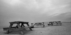 Drought stricken Salton Sea