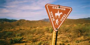Black Canyon trailhead