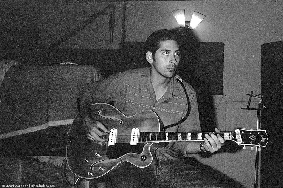 Dave Gonzalez, Paladins, 1986