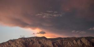 Sandias at Sunset