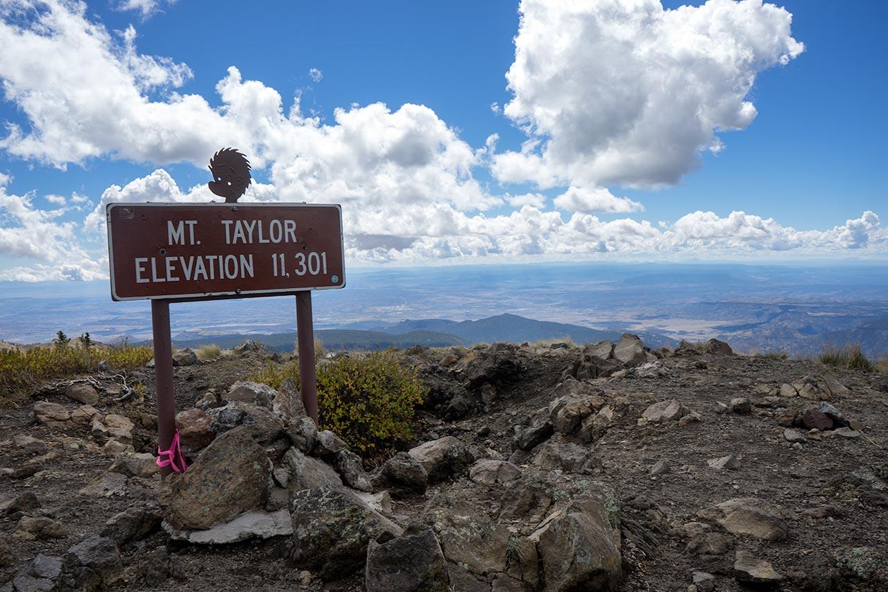 Mt Taylor 50K