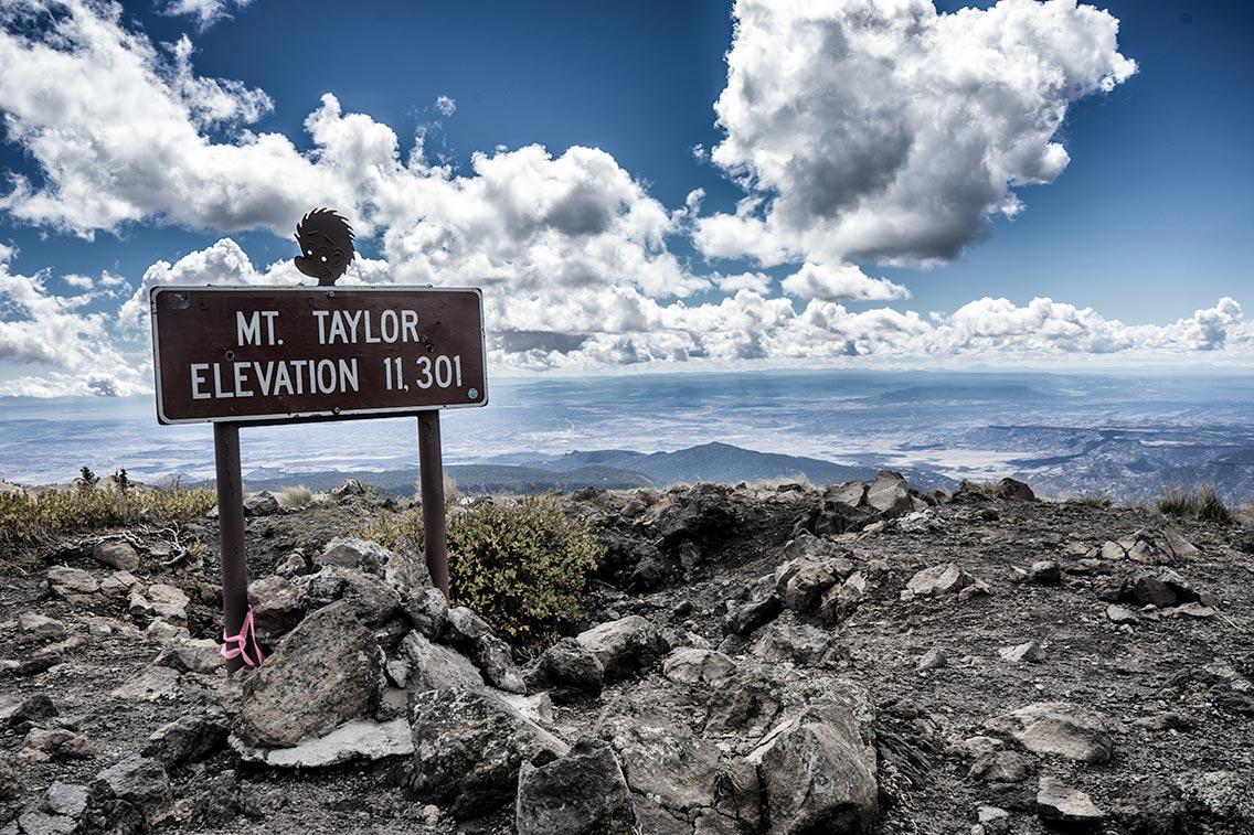 Mt Taylor, Grants, New Mexico