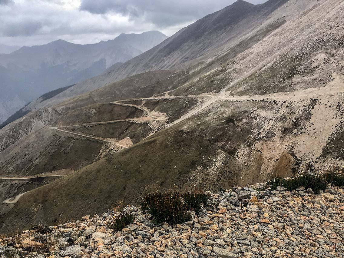 Antero Jeep Road