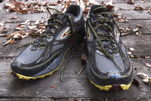 Brooks Cascadia 5 Trail Runners