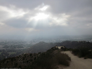 Sky Over Los Angeles