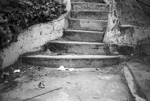Riverside Drive Stairs