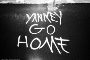 Yankey Go Home