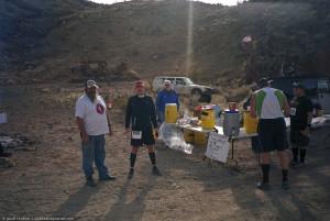 Aid station 2