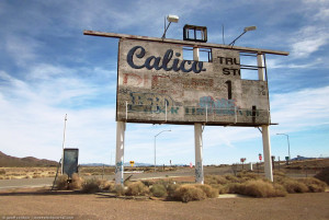 Calico Sign