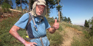 Bob Holtel, multi time PCT through hiker