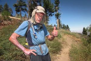 Bob Holtel, multi time PCT through hiker