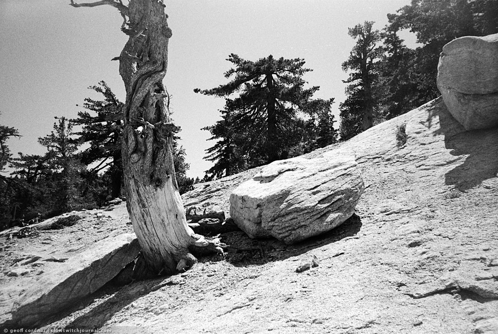 Near Tahquitz Peak