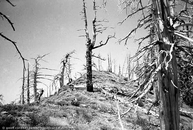 Baden Powell Ridge