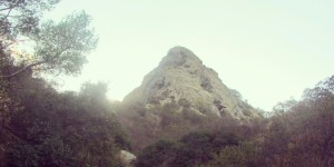 Pyramid, Griffith Park
