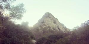 Pyramid, Griffith Park