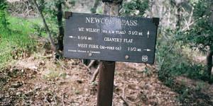 Newcomb's Pass