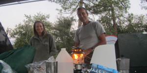 Larry & Jeanne