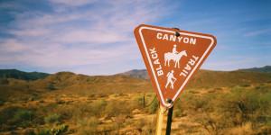 Black Canyon 100K, Arizona