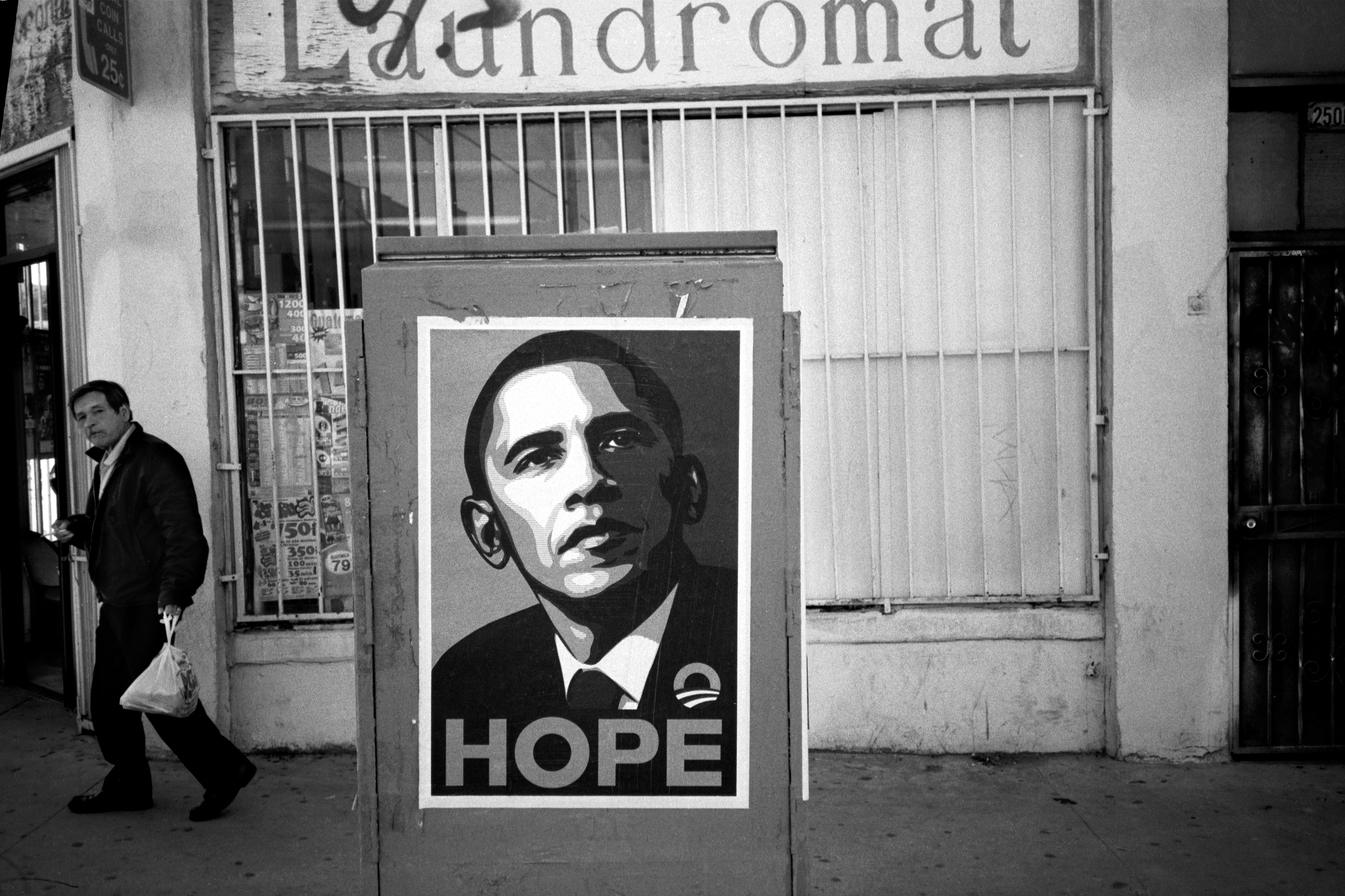 Election Day, 2008, Echo Park California
