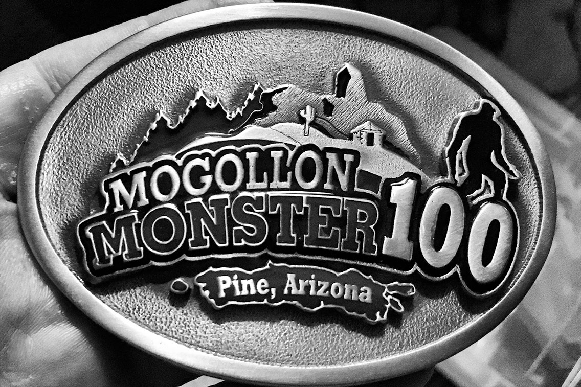Mogollon Monster 100 Buckle