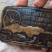 Stagecoach 100 Buckle